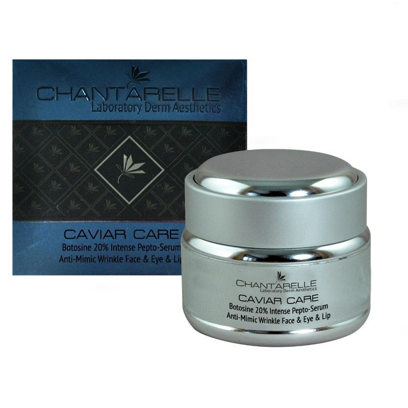 Ікряним пептидний сироватка Botosine 20 % Intense Pepto-Serum 30 ml Chantarelle