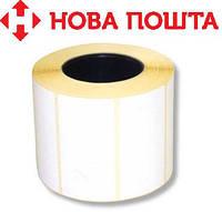 Термоэтикетка ЭКО 100х70х1000 (для Новой Почты)