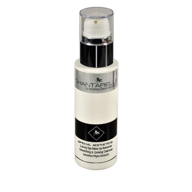 Очищающее молочко для снятия макияжа Luxury Eye Make-Up Remover 100 ml Chantarelle