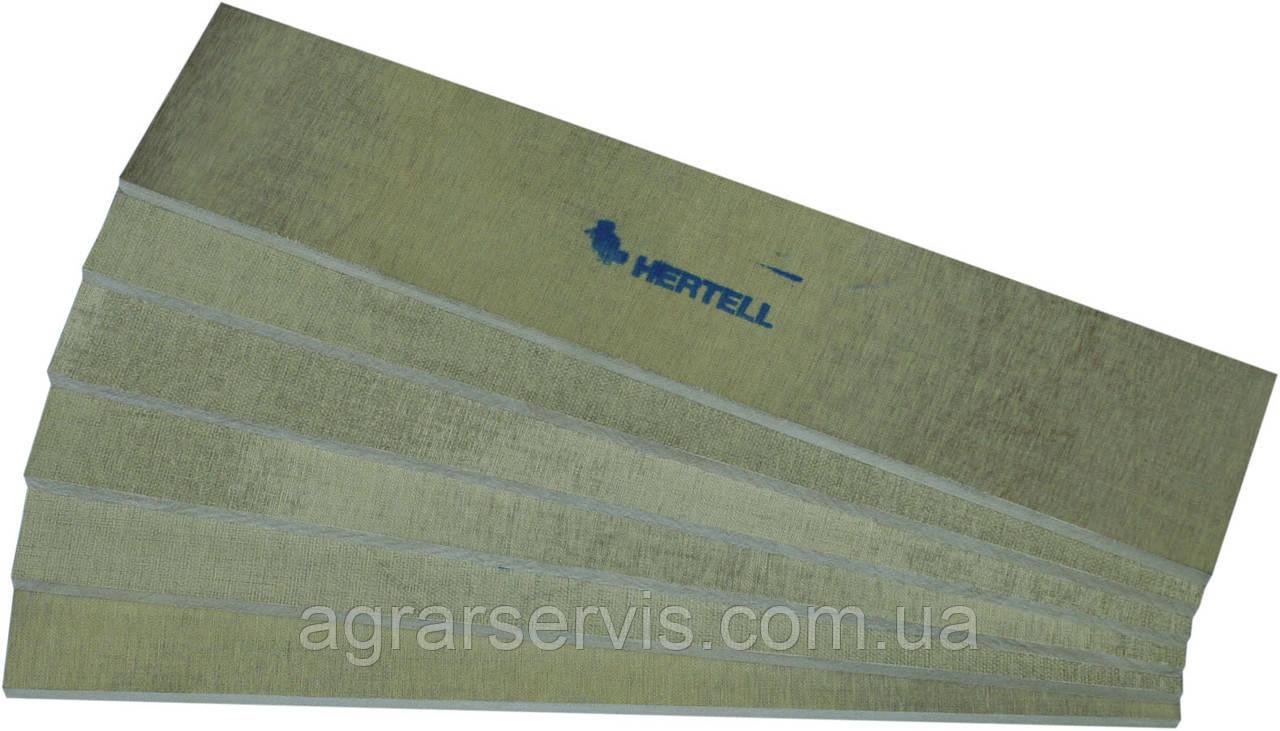 Пластини (лопатки) для вакуумних Іспанських насосів Hertell серії KD, KDP