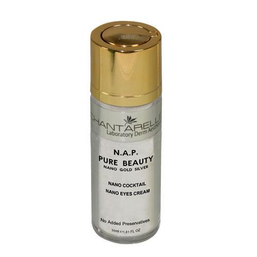 Омолоджуючий крем навколо очей з колагеном і нано золотом Lift Collagen Nano Eyes Cream Chantarelle