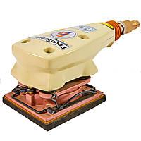 Пневматический мини-джиттербаг Сандер (75x82 мм, 15000 об / мин, без вакуума) GISON GP-926