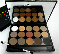 Набор теней, тени для макияжа 15 цветов с зеркалом.