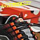 Мужские кроссовки Nike Air Max Hybrid 270/97 Black Gray, фото 2