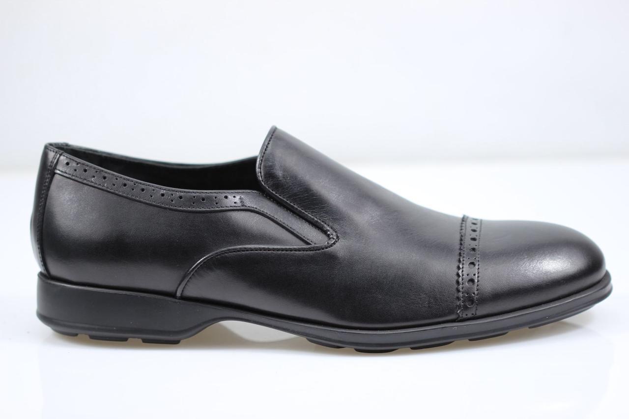 7d296c20 Туфли мужские Лоферы Baldinini 42 р 28.5 см черный 4451 - Интернет магазин  товаров из Италии