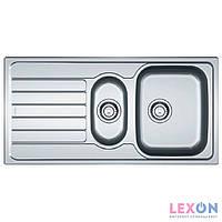 Кухонная мойка из нержавеющей стали Franke SKX 651 Полированная (101.0510.070)