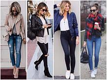 Модные женские куртки весна-осень 2019