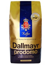 Кофе Dallmayr Prodomo в зернах 100% arabica 500 г