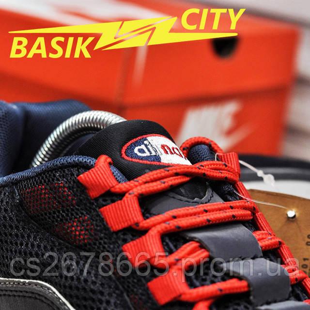 Мужские кроссовки Nike Air Max Hybrid 270-97 Deep Blue фото описания 2