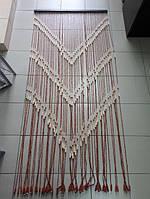 Штора деревянная 52 нитки 0,90 * 2 м