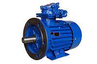 Двигатель АИМ-М71А2л 3000 об/мин
