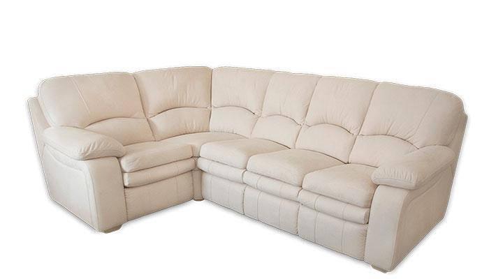 Кожаный угловой диван Аризона, фото 2