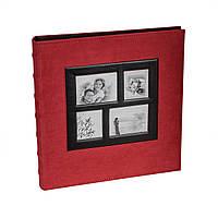 Альбом CHAKO 10х15 на 400 фото GALLERY (красный)