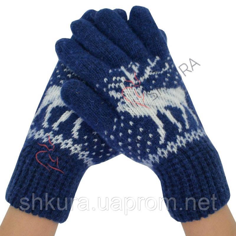 Женские перчатки, удлиненные 11