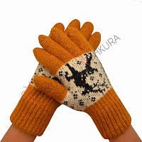 Женские перчатки, удлиненные 15