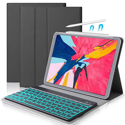 Чехол клавиатура для iPad Pro 11 Dingrich черная, фото 2