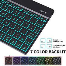 Чехол клавиатура для iPad Pro 11 Dingrich черная, фото 3