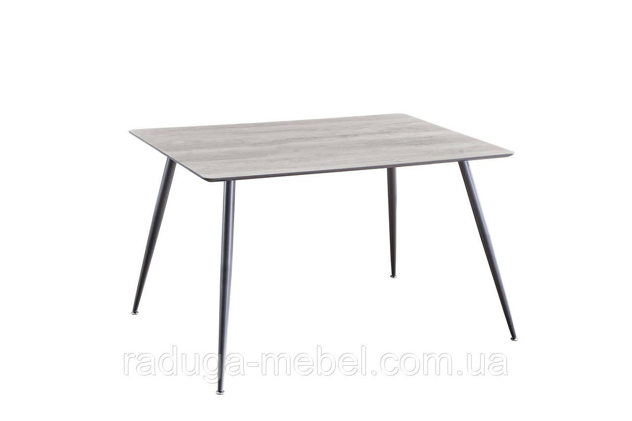 Стол кухонный обеденный сивый ТМ-45