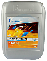 Gazpromneft Turbo Universal 15W-40 (20л) Моторное масло