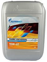 Gazpromneft Turbo Universal 15W-40 (20л) Моторное масло