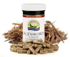 Пау ДАрко НСП - противогрибковый препарат широкого спектра действия.