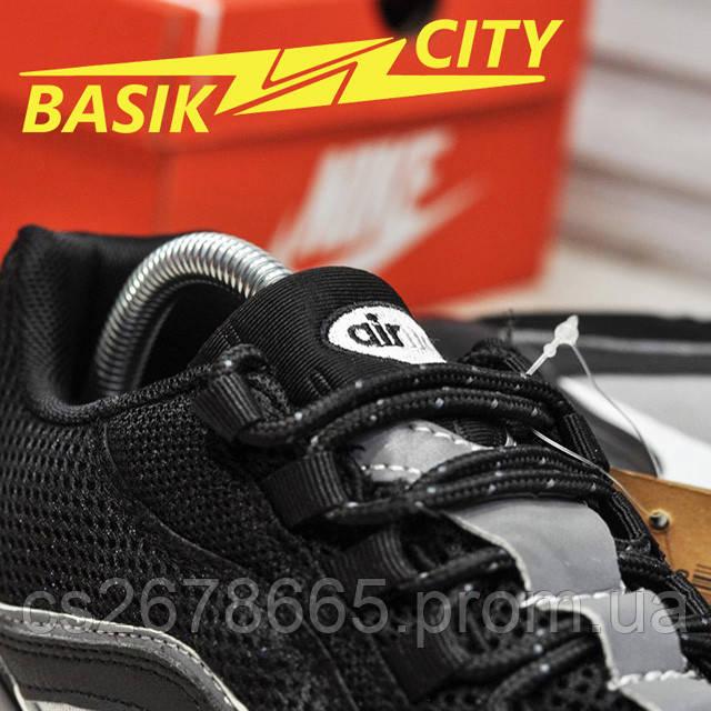 Мужские кроссовки Nike Air Max Hybrid 270-97 Black фото описания 1