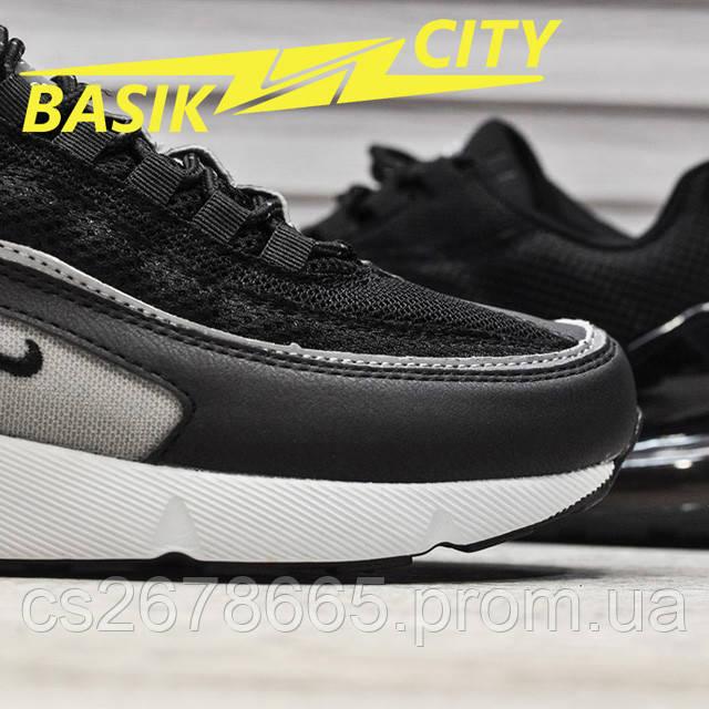 Мужские кроссовки Nike Air Max Hybrid 270-97 Black фото описания 5