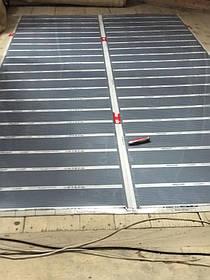 Опалювальну систему Heat Plus встановлено на площі 40,6 м/кв, загальною потужністю 8,9кВт.