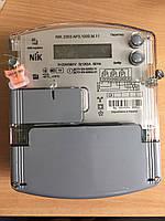 Счетчик NIK 2303 AP3.1000.M.11 5-120А трехфазный электронный однотарифный