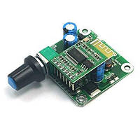 Аудио усилитель TPA3110 Bluetooth 4.2 2х15Вт 12-24 В стерео, плата