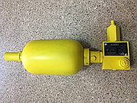 Пневмогидроаккумулятор ПГА 640.00А з гидроклапанами, фото 1