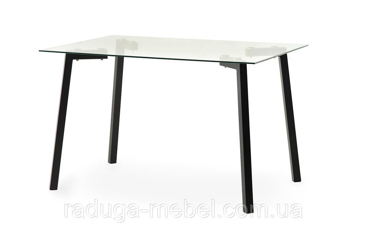 Стол кухонный обеденный стеклянный Т-204