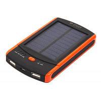 Батарея универсальная PowerPlant PPLA9263 8000mAh 1*USB/1A 1*USB/2A Solar 10V/100mA (PPLA9263)