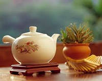 Заварочные чайники фарфоровые, керамические