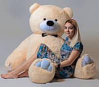 Плюшевий ведмедик Mister Medved 200 см Бежевий
