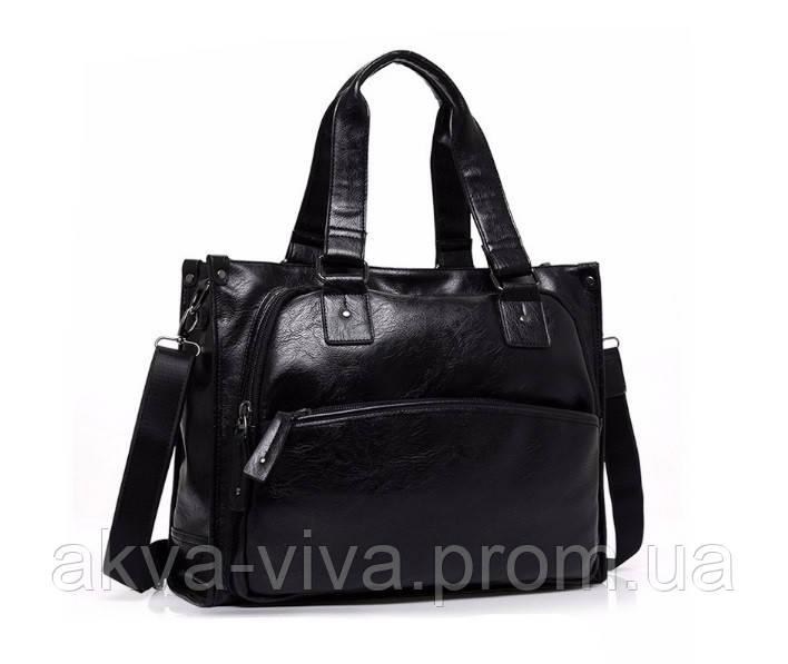 Стильная мужская дорожная сумка. Два цвета