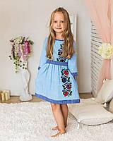 Вишиванка плаття для дівчинки