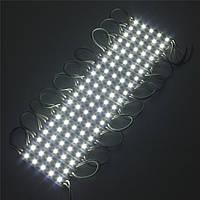 Светодиодный LED модуль SMD 5050-3 W белый герметичный IP65