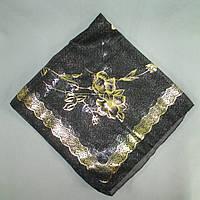 Платок шифоновый размер 75х75 см