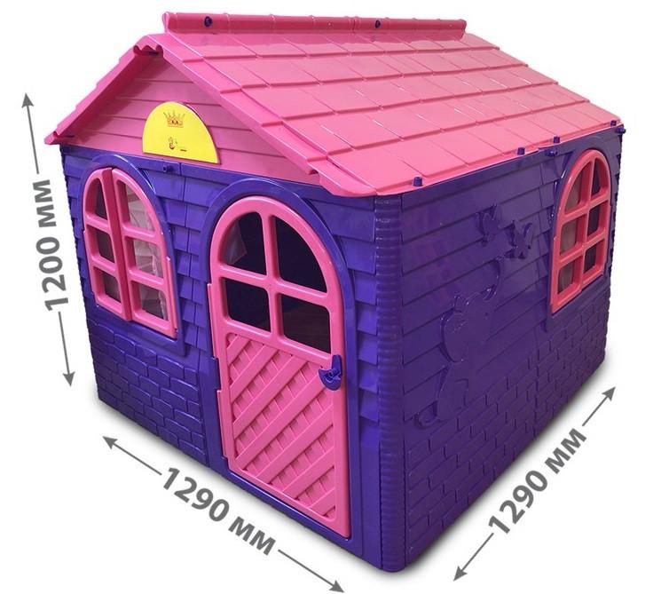 Будиночок для дітей, Долони Doloni (02550/2-1) 129 х 129 х 120 см