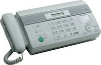 Факс Panasonic KX-FT982UA Black (KX-FT982UA-B)