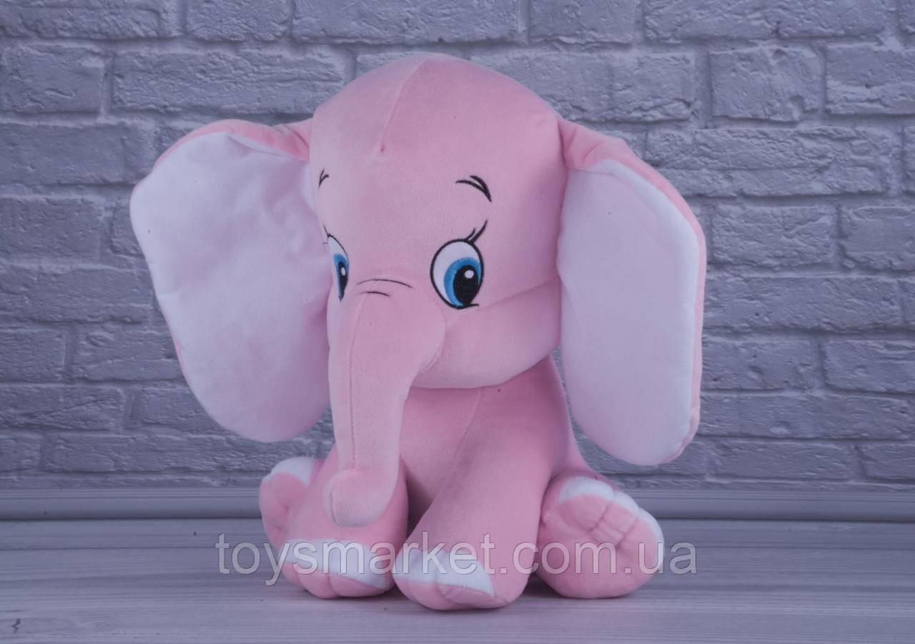 Мягкая игрушка слоненок Баду