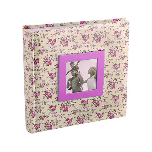Альбом CHAKO 10х15 на 200 фото Silk (розовый)