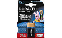 Батарейка DURACELL TURBO MAX 9V/6LR61
