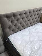"""Кровать двуспальная с подъемным механизмом """"Аврора"""" Lion"""