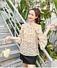 Нежная весенняя блузка 46-48, фото 5