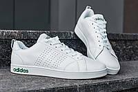 Мужские кеды легкие Adidas Neo (реплика), фото 1