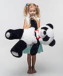 Плюшевый мишка Mister Medved Панда 90 см, фото 3