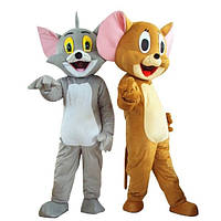 Ростовая кукла - Том и Джерри