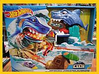 "Игровой набор   Hot Wheels ""Побег от акулы"""